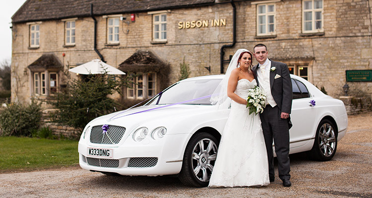 The Sibson Inn wedding photos