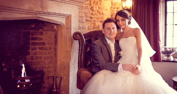 the bell inn peterborough wedding photos