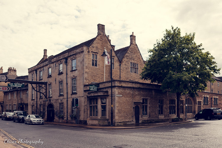 weddings at The George Hotel of Stamford