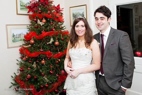 wedding photographs at Wadenhoe House
