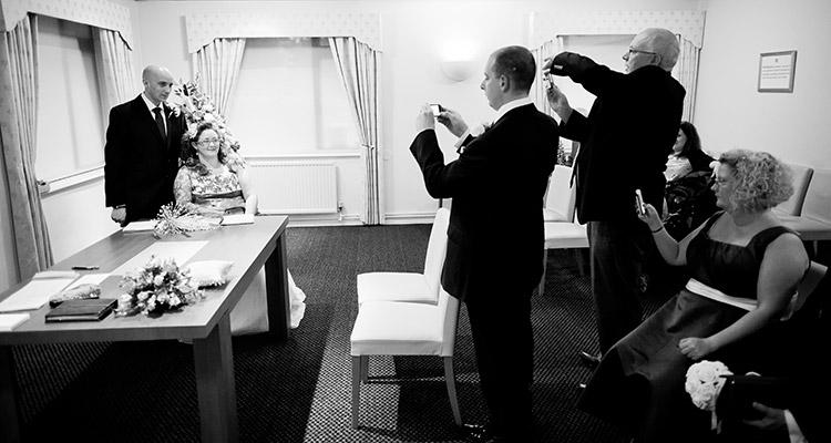 Marriage Ceremonies at Peterborough Register Office