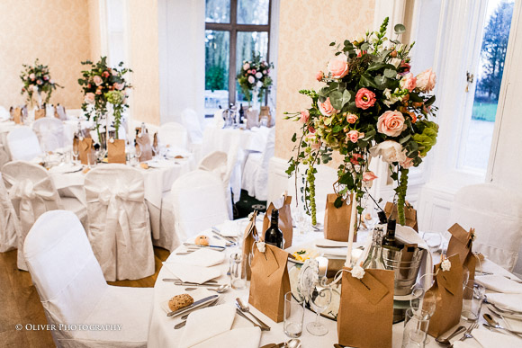 weddings Wadenhoe House