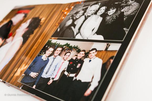 peterborough wedding photographer album