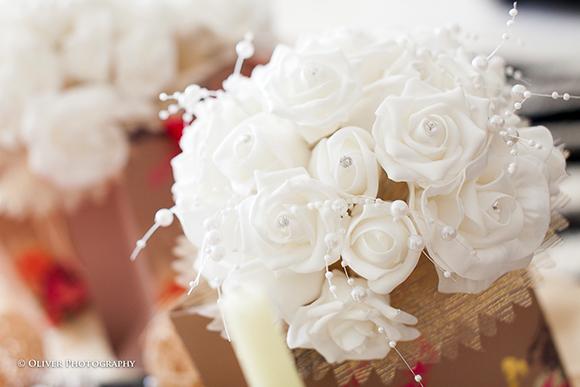 florist Peterborough wedding bouquet