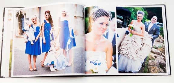 my wedding book