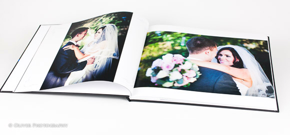 wedding photo books Peterborough
