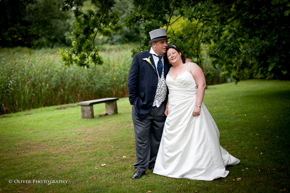 wedding photographers Burghley House
