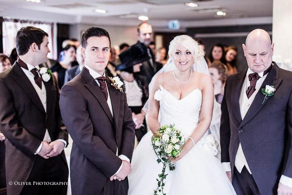 wedding at Hinckley Island Hotel