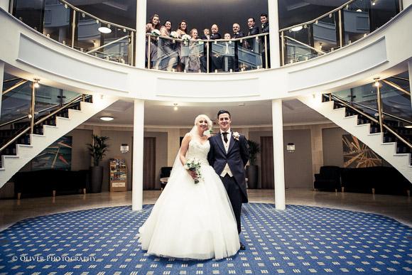 Hinckley Island Hotel wedding photographer