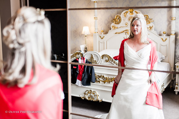 The Old Vicarage Hotel wedding photography