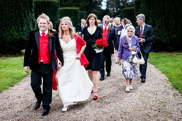 wedding photography Kelham Hall