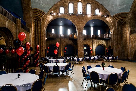 Kelham Hall wedding venue