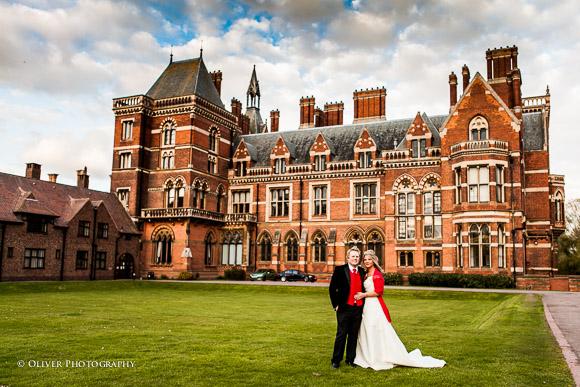 Kelham Hall wedding photographer