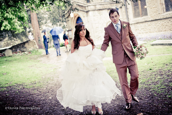 wedding photography at Holy Trinity Church Peterborough