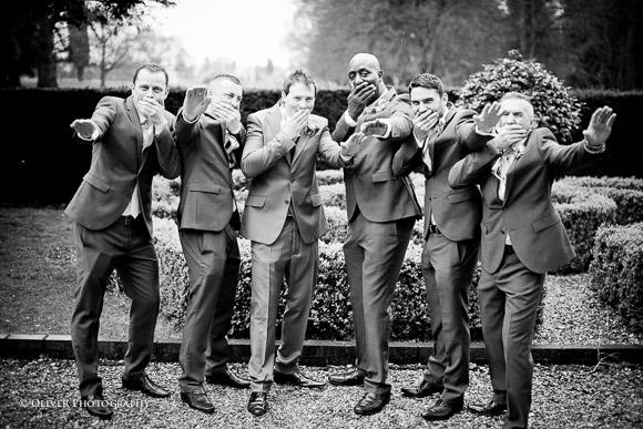 weddings at Orton Hall in Peterborough