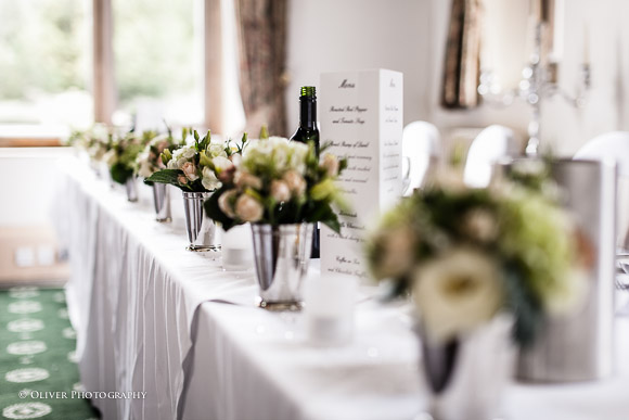 Orton Hall Hotel Peterborough weddings