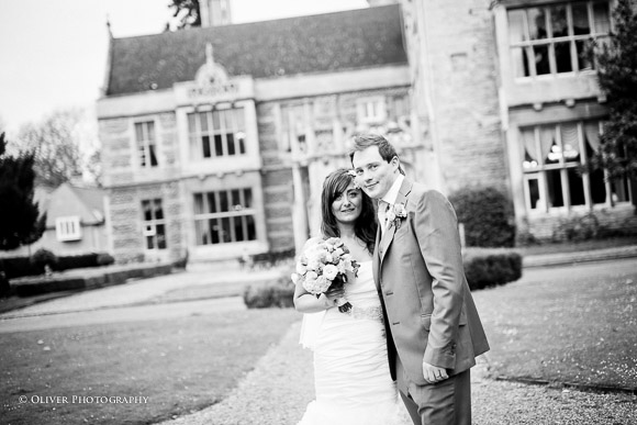 wedding photographer Orton Hall Peterborough