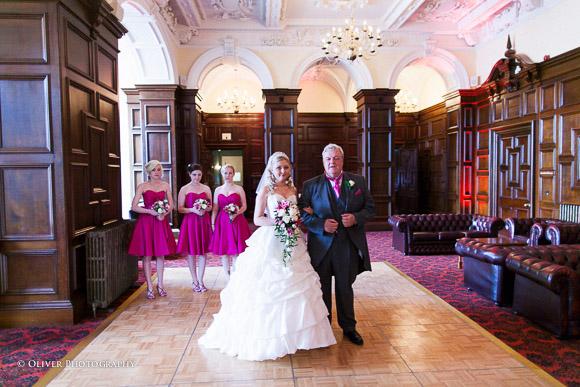 wedding photography Wedding at Stoke Rochford Hall