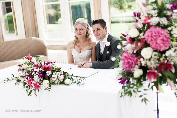 Wedding photography at Stoke Rochford Hall