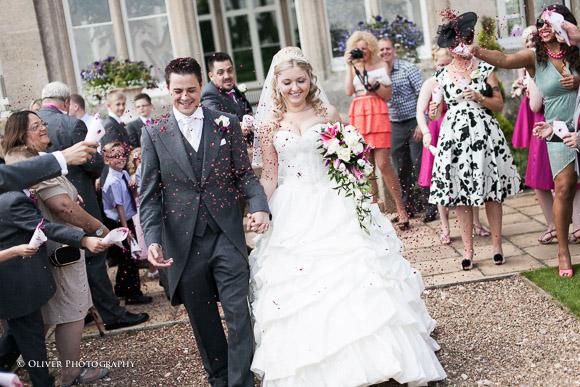 Wedding Stoke Rochford Hall