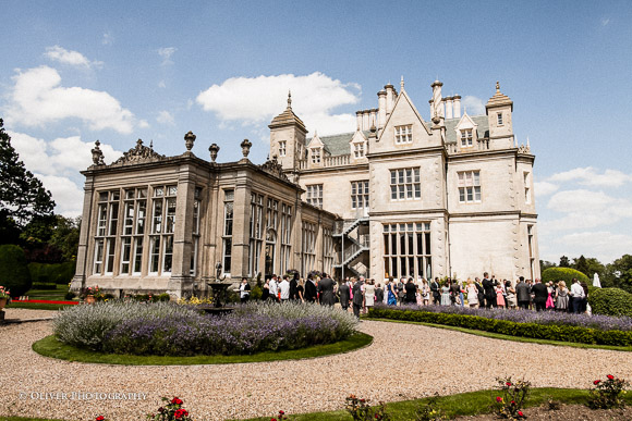 Wedding at Stoke Rochford Hall