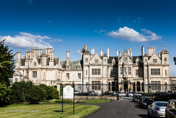 Stoke Rochford Hall wedding venue
