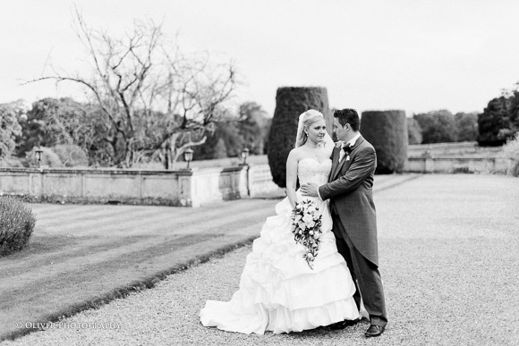 Stoke Rochford Hall wedding photographs