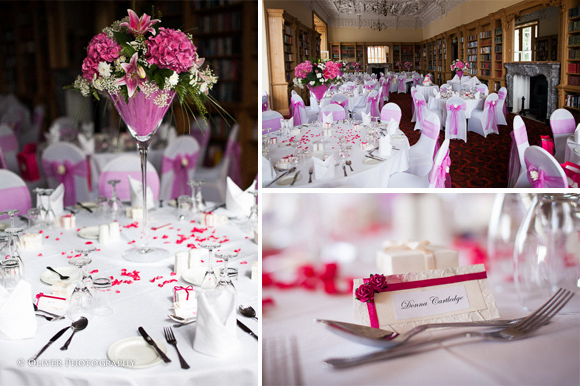 Stoke Rochford Hall wedding photographers