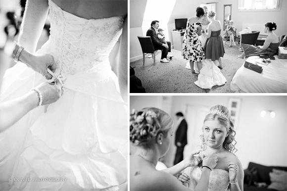 wedding photographers Stoke Rochford Hall