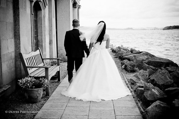 wedding photographer the normanton church