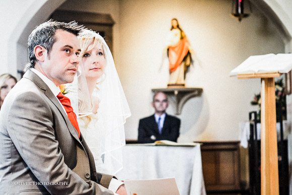 St Peter and All Souls wedding