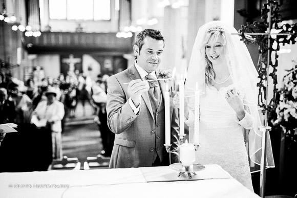 St Peter and All Souls church wedding photography