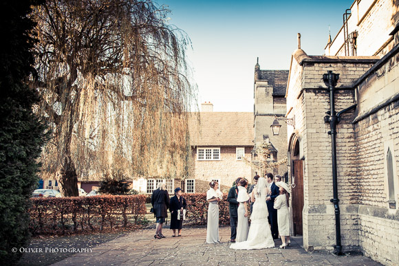 wedding photography church Peterborough