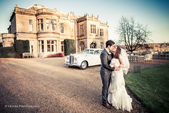 Wadenhoe House wedding photography