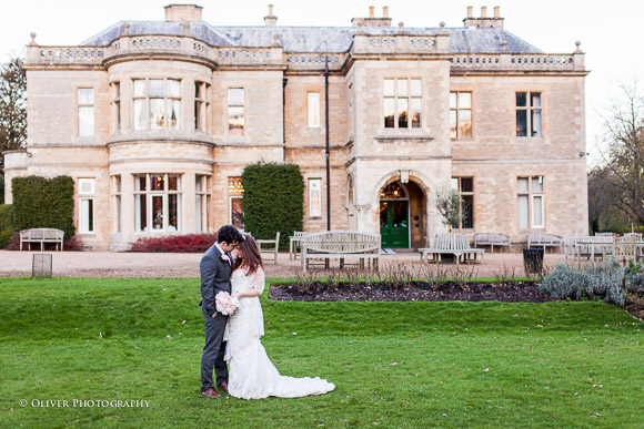 weddings at Wadenhoe House