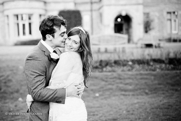 wedding at Wadenhoe House Oundle