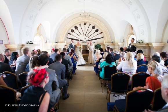 weddings at Normanton Church