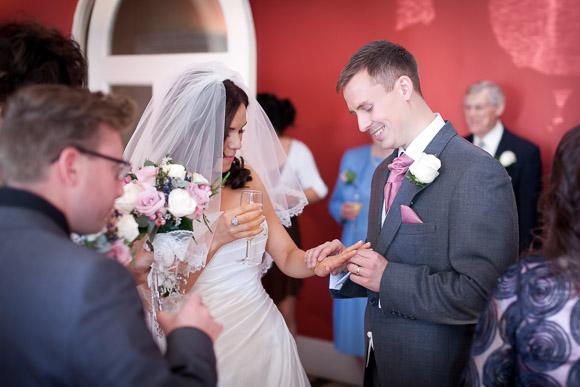 wedding photographer peterborough ring