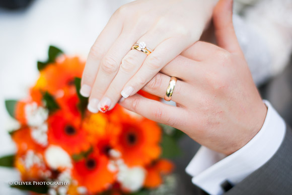 the wedding ring photography