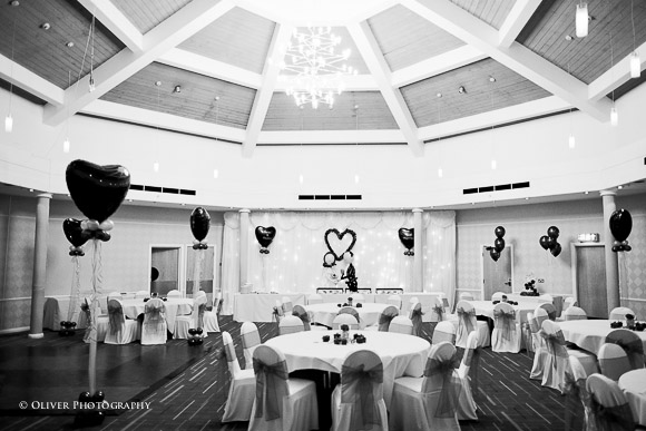 The Marriott Hotel wedding photography