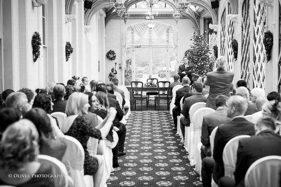 wedding Orton Hall Hotel in Peterborough