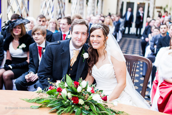 wedding photography Orton Hall Hotel Peterborough