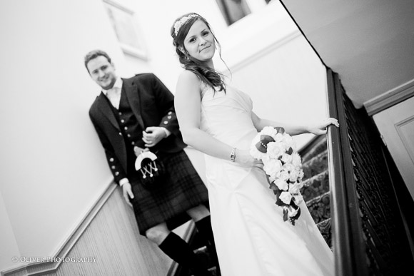 wedding photography Orton Hall Hotel Peterborough