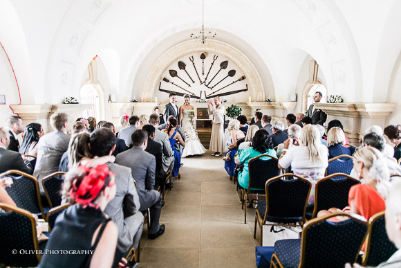 weddings Normanton Church