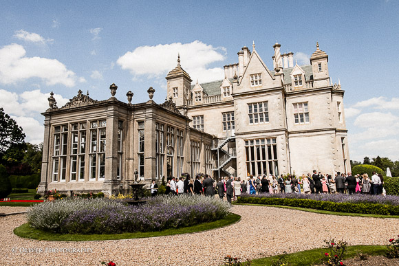 Stoke Rochford Hall weddings