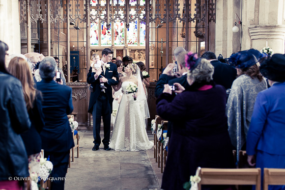 Titchmarsh church weddings