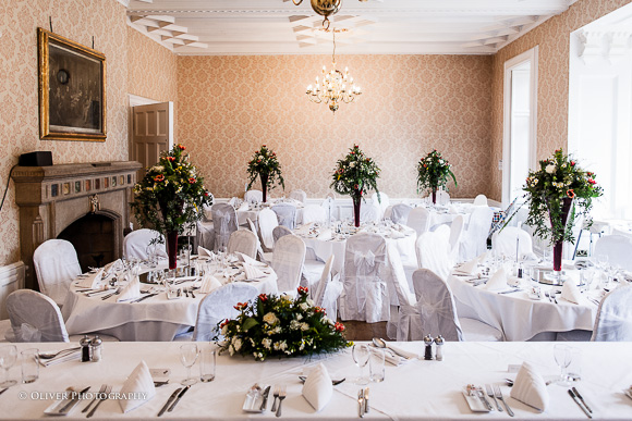 Wadenhoe House UK weddings