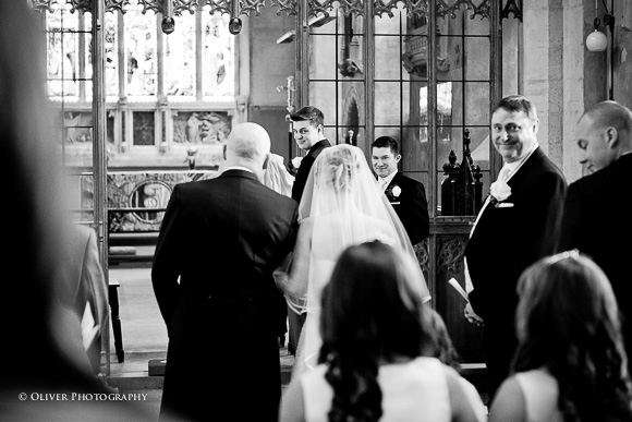 wedding reportage style of photography