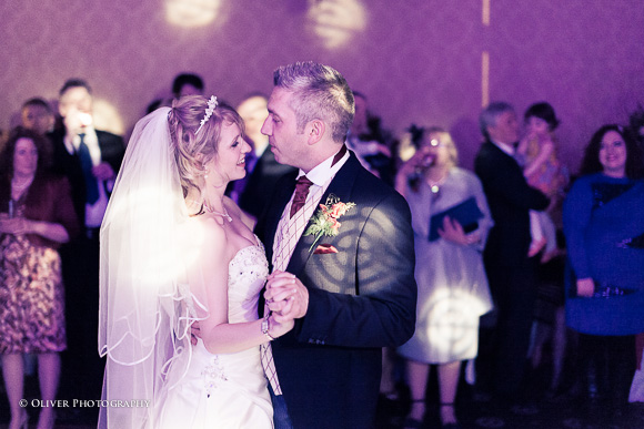 the first dance at Wadenhoe House