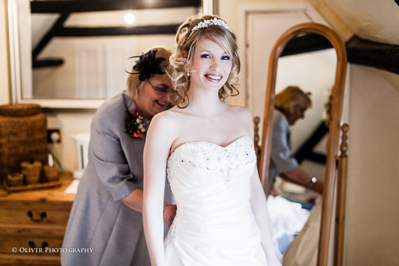 wedding Wadenhoe House